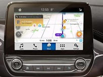 Ford Improves Waze App Vehicle Integration