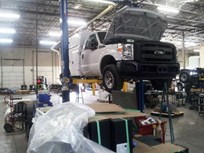 Westport Consolidates Ford Bi-fuel Upfitting