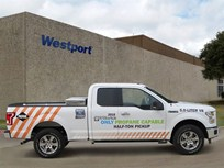 Westport Offers Dedicated Propane Autogas F-150