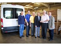 Midway Specialty Vehicles Earns Wheels Supplier Award
