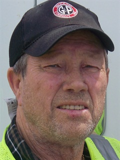 Calvin White of St. Pauls, N.C., who drives for G&P Trucking Co., of Gaston, S.C., was named a TCA Highway Angel.
