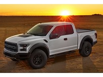 Ford Reveals F-150 Raptor Updates