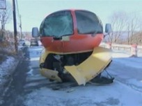 Oscar Mayer Wienermobile Crashes in Pa.