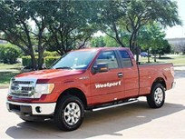 Westport Debuts WiNG Ford F-150 in California