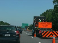 Vehicles Crashed Into 39% of Contractor Work Zones