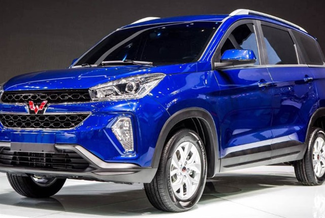 Gm Unveils Wuling Hong Guang Suv Top News Global Fleet