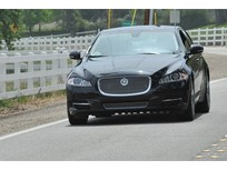 Jaguar Recalls XJ Sedans for Air Bag Issue