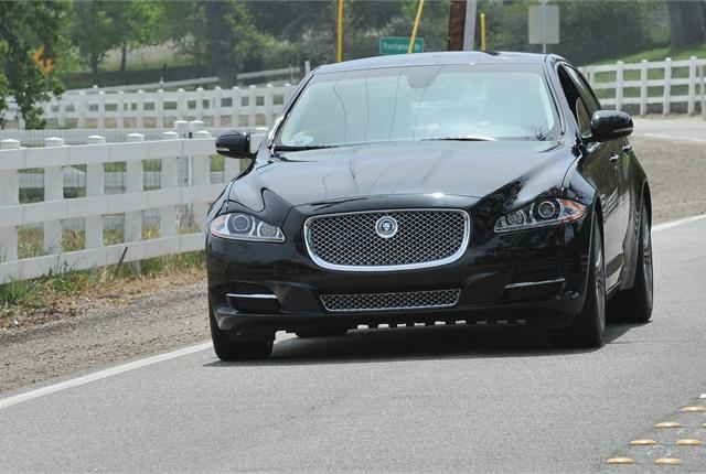 Photo of Jaguar XJ courtesy of Jaguar.