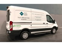 Puget Sound Energy Adds 40 XL Hybrid Transit Vans
