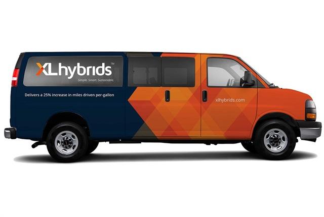 Image courtesy of XL Hybrids, Inc.