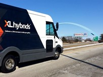 DOE Funds XL Hybrids' Electric-Powered Reach Vans