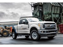 XL Hybrids to Electrify Ford's F-250 Pickup