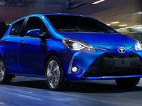 Toyota Invests $316M in Yaris Production in Brazil
