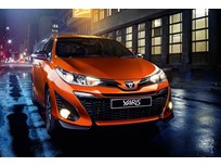 Toyota South Africa Unveils New Yaris