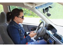 Younger Drivers Still Use Cell Phones When Drowsy