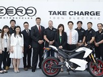Hong Kong Police and Other Government Agencies Switch to Electric Two-Wheeled Transportation