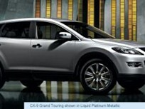 Mazda CX-9 Wins Truck of the Year