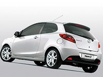 New Mazda2 Three-Door Hatchback to Be Showcased at the 2008 Geneva International Motor Show