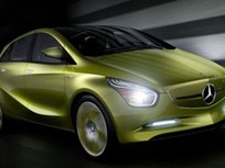 Mercedes-Benz BlueZero Concepts Destined for 2009 Detroit Auto Show