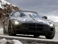 Gullwing Returns: Official Details on Mercedes-Benz SLS AMG