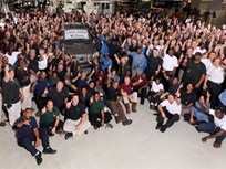 Plant Tuscaloosa Builds 1 Millionth Mercedes-Benz M-Class Sport Utility Vehicle