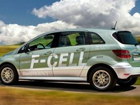 Mercedes-Benz to Showcase Fuel-Cell EV in Global Tour