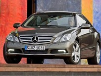 Mercedes-Benz Replaces CLK with E-Class Coupe