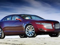 Lincoln MKR Concept Features New Design Direction