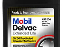 ExxonMobil Introduces New Mobil Delvac Extended Life Coolant/Anti-Freeze