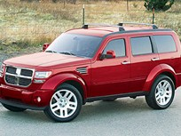 Chrysler Confirms Production Dodge Nitro Mid-Size SUV for 2007-MY