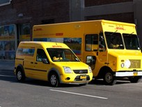 DHL to Introduce Green Fleet in Manhattan