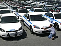GM Delivers Chevrolet Police Impalas to NYPD