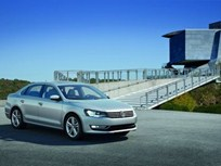 Volkswagen Reveals New 43 MPG Passat TDI for U.S. Market