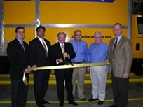 Penske Truck Leasing Holds Grand Opening of $5 Million Facility in Winston-Salem, N.C.
