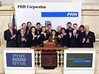 PHH Corp. Rings Opening Bell of the New York Stock Exchange