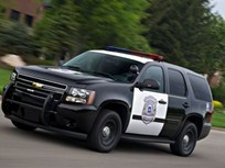 GM Offers Two Versions of 2010 Tahoe for Law Enforcement