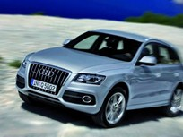 Audi Q5 2009 Top Safety Pick by IIHS & Earns Highest NHTSA Grades