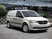 Ram Truck Unveils 2012 Cargo Van