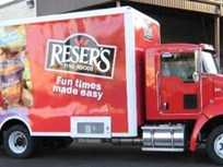 Reser's Fine Foods Adds 35 Redesigned Trucks to Fleet
