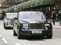 London Hosts Rolls Royce Centenary Drive