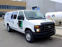 Propane Option Now Offered for E-Series Vans