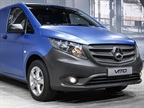 The new Vito van is seen as a global model like the Sprinter.
