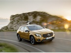 Photo of Mercedes-Benz GLA courtesy of Daimler.