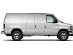 Photo of 2011 E-150 cargo van courtesy of Ford.