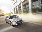 <p>The 2014 Fusion is one of the models being recalled by Ford. Photo courtesy of Ford.</p>