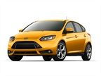 Photo of 2014 Ford Focus ST courtesy of Ford Motor Co.