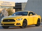 Photo of Ford Mustang courtesy of Ford.