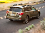 <p><strong><em>Photo of Subaru Outback courtesy of Subaru.</em></strong></p>