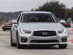 Photo of Infiniti Q50 courtesy of Infiniti.