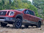 Photo of 2017 Nissan Titan XD Crew Cab courtesy of Nissan.
